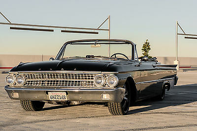 1961 Ford Galaxie  1961 Ford Galaxie Sunliner Convertible Street Rod