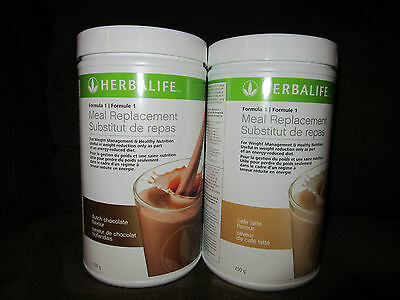 2 Protein Shakes from Herbalife - (5 FLAVORS AVAILABLE) - FREE SHIPPING