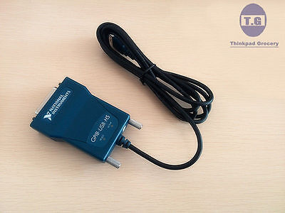 US New National Instrumens NI GPIB-USB-HS Interface Adapter IEEE 488 In Box
