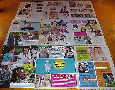 HILARY DUFF CLIPPINGS LIZZIE McGUIRE STAR #090616