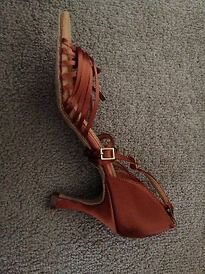 Brand New Ballroom Latin Shoes Size 7 1/2