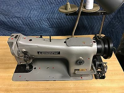 Consew Sewing Machine 206Rb-3 Complete As Shown Excellent Condition