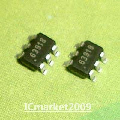 2x On-Bright OB2263MP 63A SOT23-6 Current Mode PWM Controller IC Chip