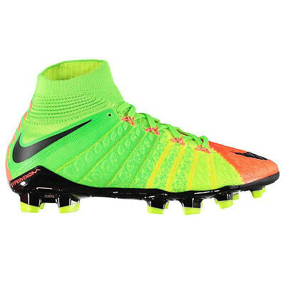 Nike Hypervenom Phantom III Firm Ground Football Boots Size 5uk RRP £119