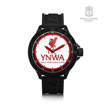 Holler - Melwood Liverpool Fc Watch Hlwl-Bk01