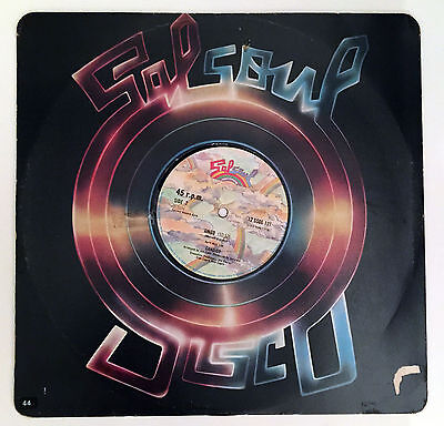 "Candido ‎– Dancin' & Prancin' / Jingo. Vinyl 12"" Single. 1979"