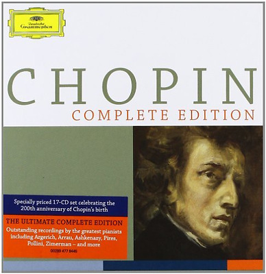 Chopin: Complete Edition  CD NEW