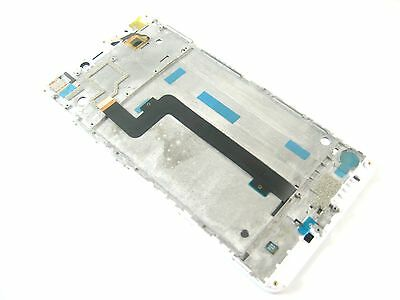 Full LCD Screen Display Touch Digitizer+Frame For Xiaomi Mi Max~White