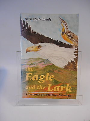 Paperback edition of The Eagle and the Lark by Bernadette Brady