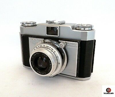 Savoy Royer 35mm Camera with 50mm F2.8 Som Berthiot Lens #760