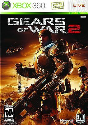 Gears of War 2 - Xbox 360 / Xbox One download code