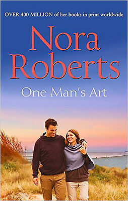 One Man's Art (The MacGregors, Book 4), New, Roberts, Nora Book