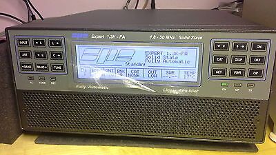 spe expert 1.3-fa amplifer 1.8-50 mhz solid state