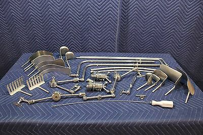 IRON INTERN Retractor System Complete with Extras