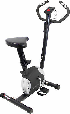 Static Exercise Bike Cardio Fitness Cycling Machine Bicycle Home Gym Fit Workout