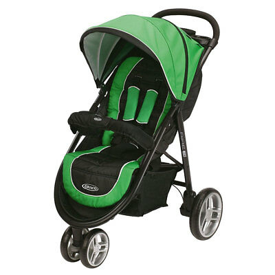 Graco 1927626 Aire3 Click Connect Baby Stroller in Fern