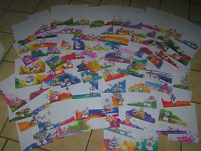 Promo   Diddl 60  Feuilles Blanches Neuves   A5