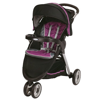 Graco 1934764 FastAction Fold Sport Stroller Click Connect Stroller in Nyssa