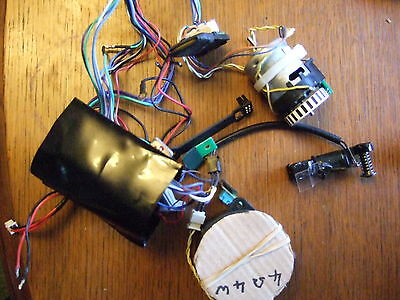 MTH DC, DCS and DCC Proto3 control board with speaker and motor , sync chuffs ,