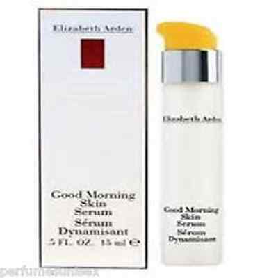 Elizabeth Arden Good Morning Skin Serum 15 ml x 10 - New/Sealed Box