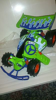 """RARE Disney Toy Story Andy's Toy Collection RC Remote Control Car Thinkway 14"""""""