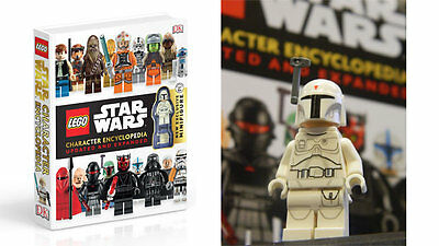 Brand New Lego Character Minifigure Encyclopedia - Star Wars. Updated & Expanded