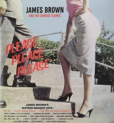 JAMES BROWN-Please Please Please  VINYL NEW