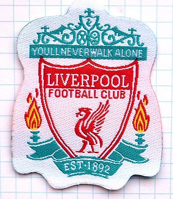 Liverpool Football Club Embroidered Patch