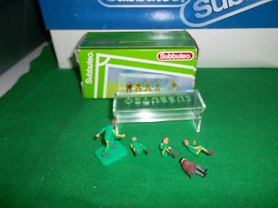 Subbuteo  Subs Bench Ref 61139 In  Very  Good Condition
