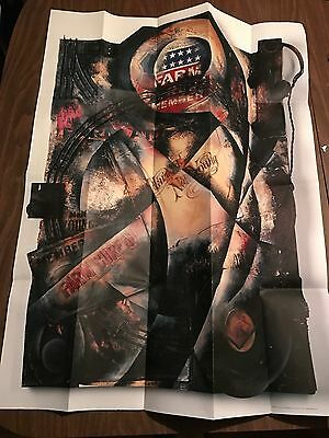 NEIL YOUNG Rare HARVEST 30x40 Poster Jenice Heo