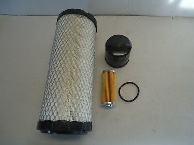 NEW Engine Filter Service Kit John Deere 1025R 2025R 2305 2320 Compact Tractor