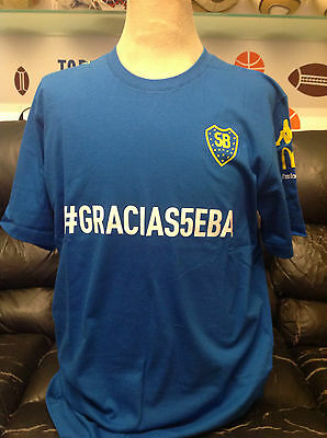Kappa Soccer Shirt Goodbye Tribute Last Game Battaglia Boca Juniors