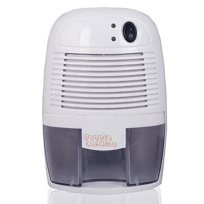 Portable Quiet Electric Home Air Room Mini Dehumidifier Drying Moisture Absorber