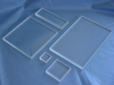 Set of 5 Acrylic Blocks for Unmounted Stamps NIP! KAM01