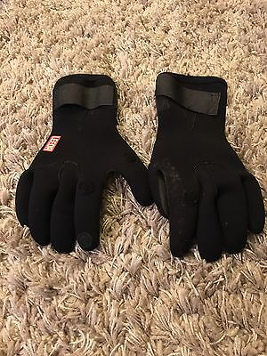 Leeda Neoprene Gloves XL