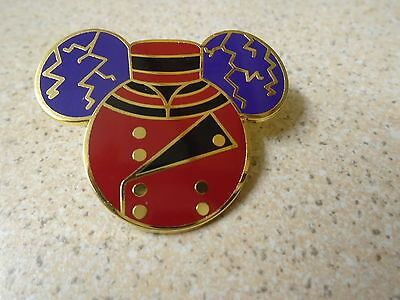 Disney's Mickey Mouse Hotel Porter Outfit Pin Badge