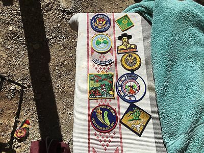Boy Scouts patches