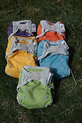 Close Pop-In Reusable Nappies (large pack) (Used)