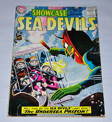 Showcase Presents 28 2nd Sea Devils 1960