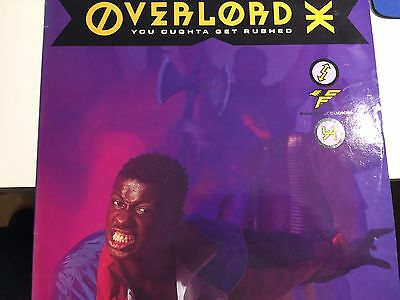 """Overlord X You Oughta Get Rushed 12"""""""
