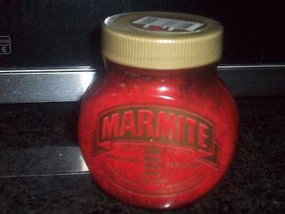 Marmite Marston's England Cricket Ball Ashes Jar sealed and full 2011 250 grms