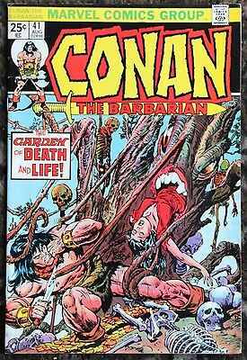 Conan The Barbarian 41 - Marvel Comics