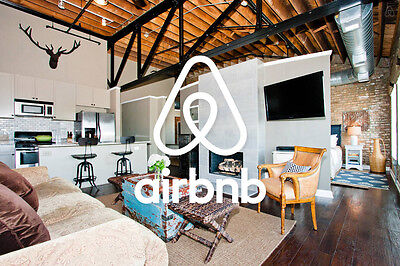 Airbnb discount, save £25 on your first booking! New Sign Up Members Only