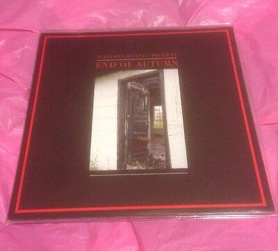 Sutcliffe Jugend Prurient End Of Autumn 2 x LP MINT Whitehouse Power Electronics