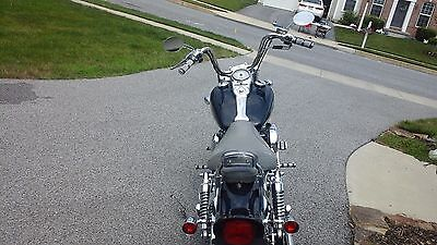 2002 Harley-Davidson Dyna  2002 Harley-Davidson Dyna Wide Glide FXDWG3