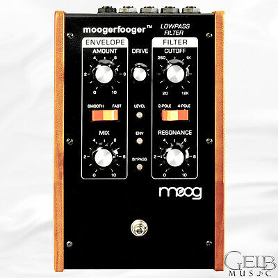 Moog Moogerfoogers MF-101 Lowpass Filter - MF-101