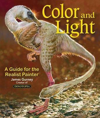 NEW Color and Light By James Gurney Paperback Free Shipping