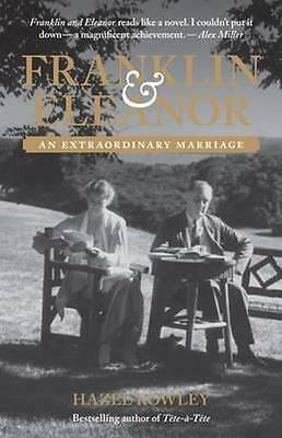 NEW Franklin and Eleanor By Hazel Rowley Paperback Free Shipping
