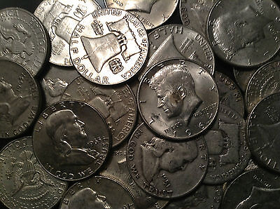 2/3 troy  POUND BAG Mixed US 90%  Junk Silver Bullion Coins  Pre 65 ONE 1