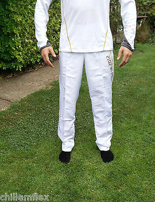 Rare ADIDAS LONDON 2012 Olympic Games OFFICIAL TORCH BEARER PANTS TRACKSUIT